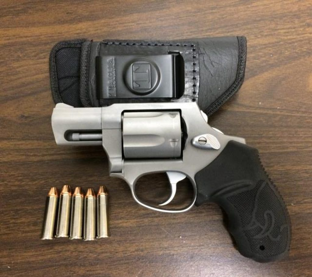 Best Carry Revolver, Taurus 605: A Detailed Review
